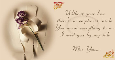 missing love quotes